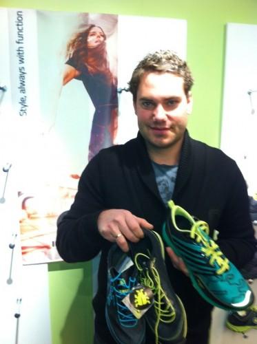 Anders Myrvold fra ICEBUG ser fram til å samarbeide med Nydalens Skiklub